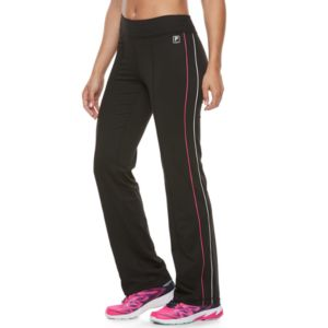 Women's FILA SPORT® Piped Performance Pants